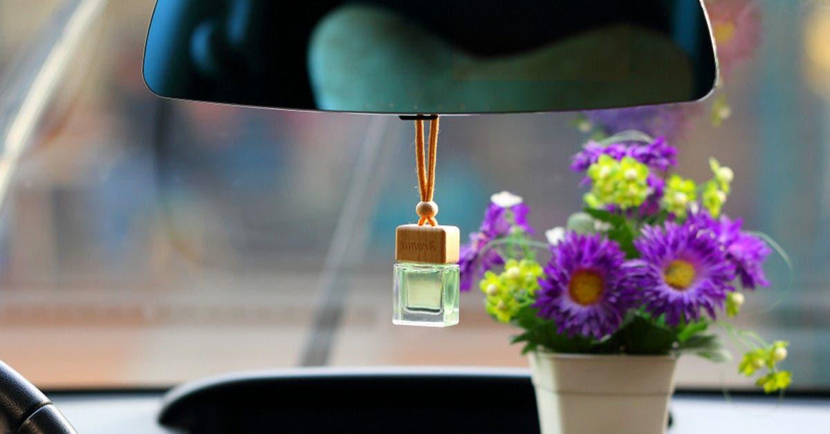 Comment parfumer la voiture naturellement ?
