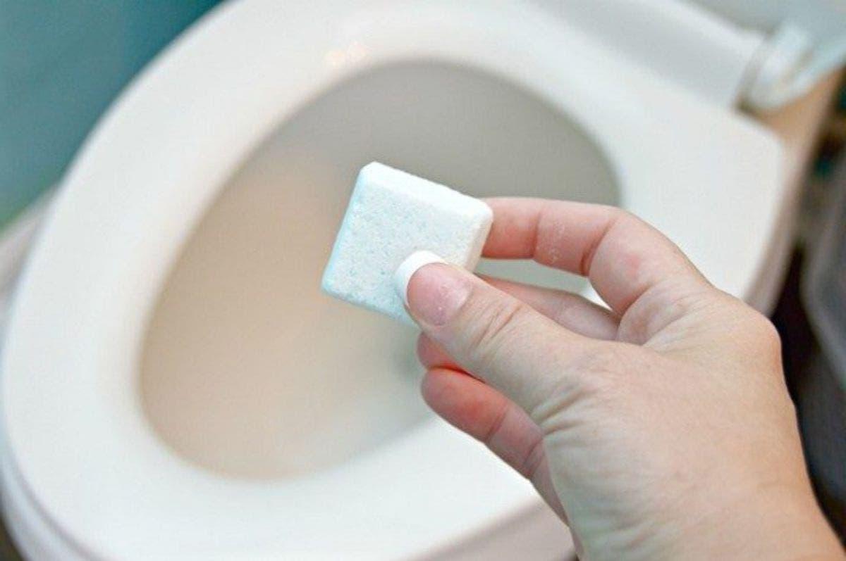 pastilles nettoyage