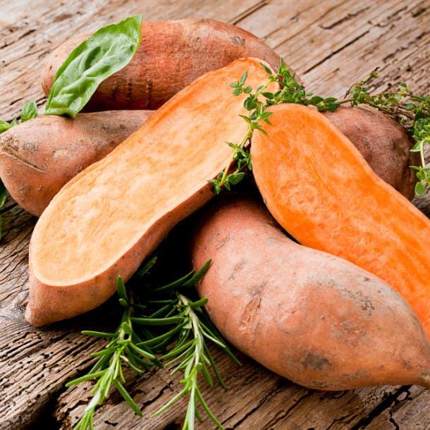patates douces