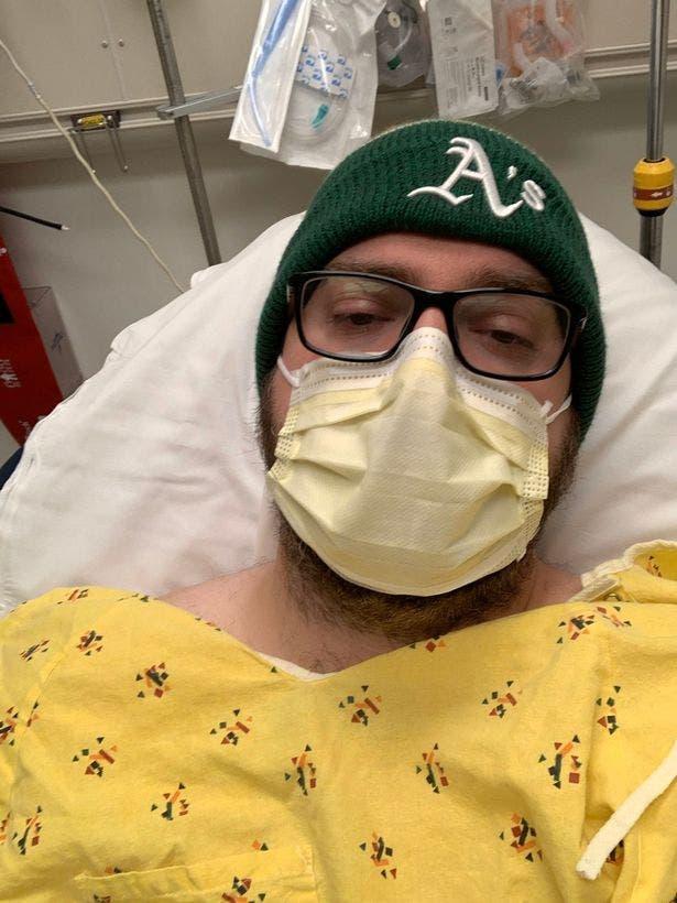patient atteint coronavirus