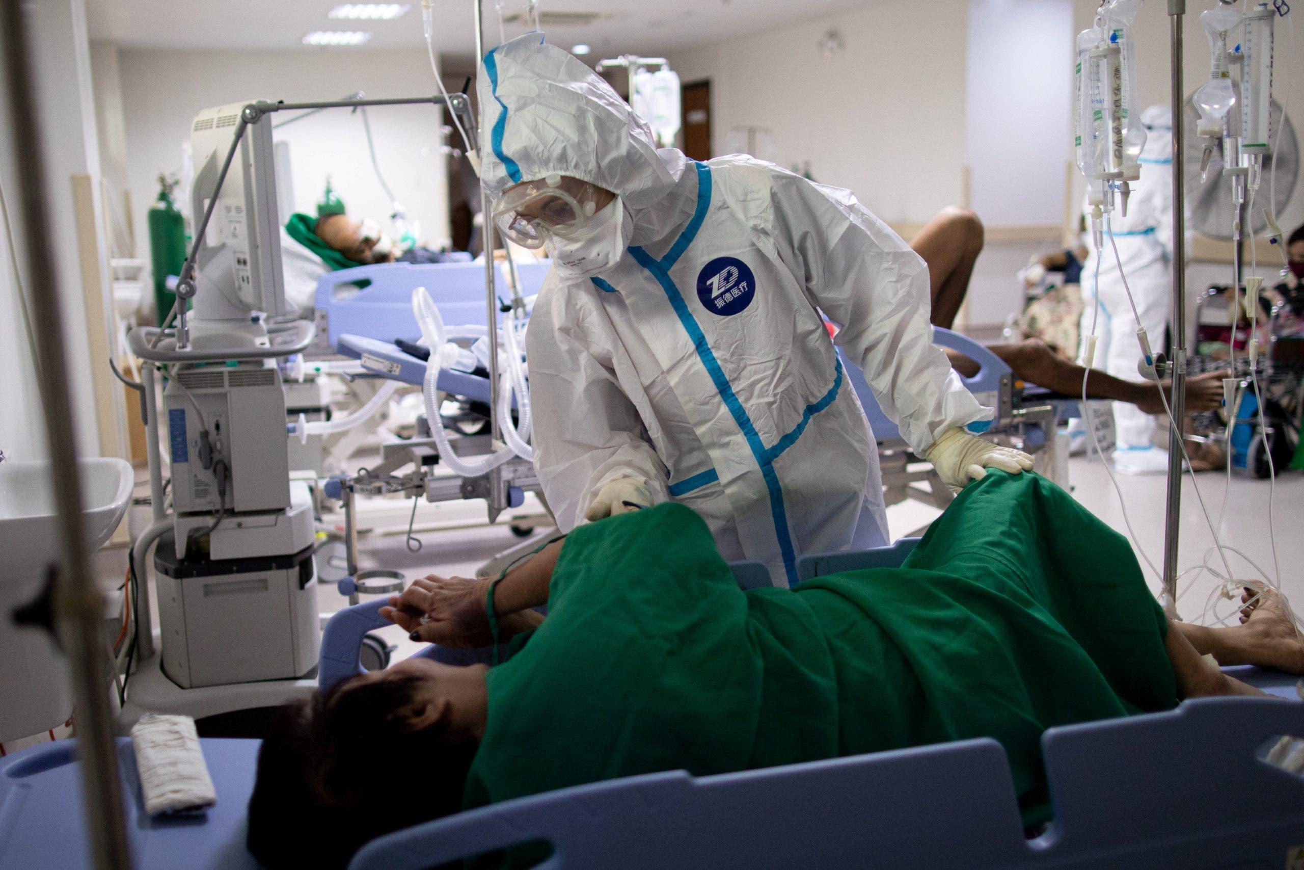 patient coronavirus chine