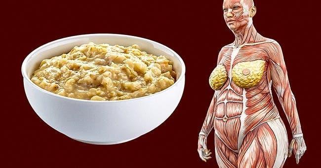 Voici ce qui arrive à votre corps en mangeant des flocons d'avoine tous les jours