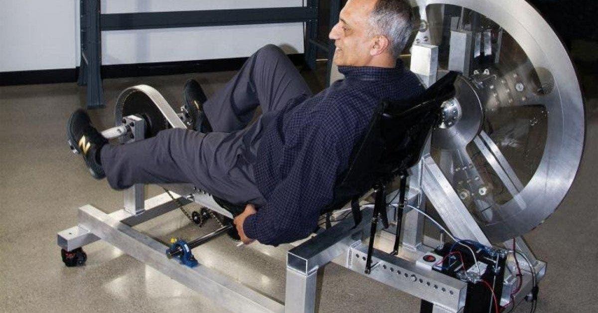 pedalez 60 minutes sur ce nouveau velo peut alimenter votre maison en electricite pendant 24 heures 1 1