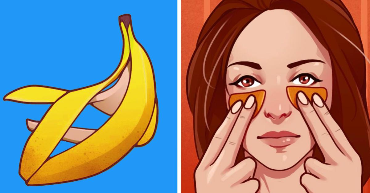 Ne jetez pas les pelures de bananes : En voici 7 utilisations incontournables