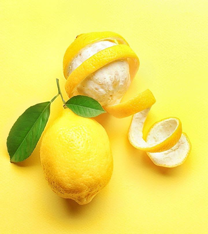 pelures citron1