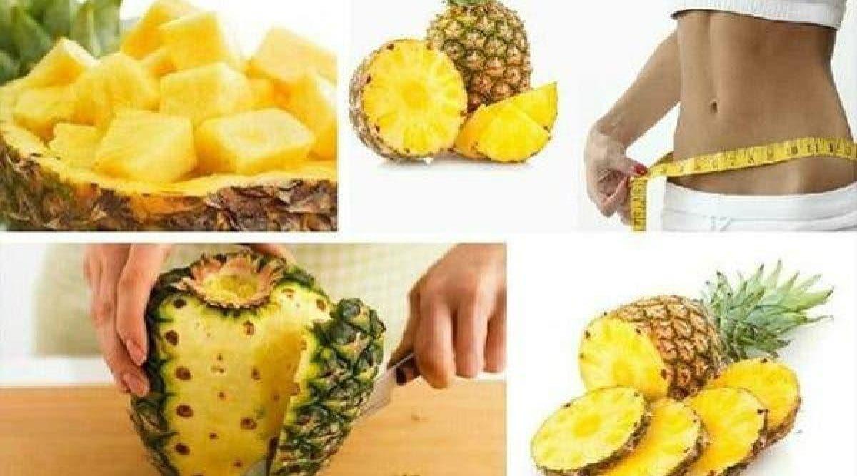 Le régime ananas : perdez 2 kilos en seulement 3 jours