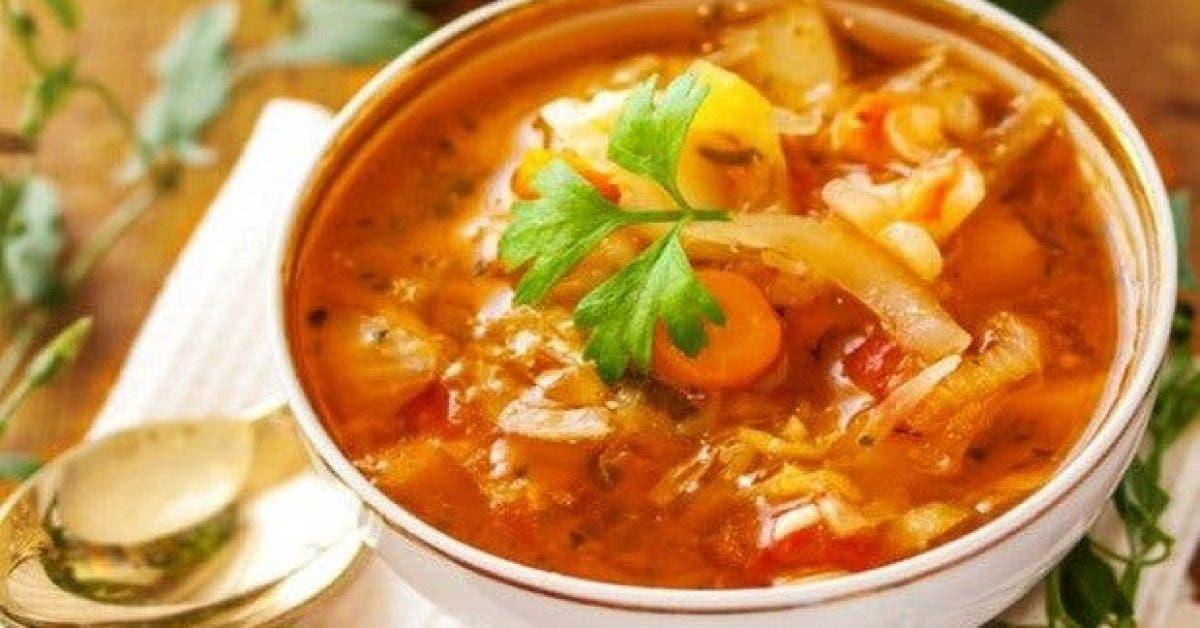perdez du poids en une semaine avec cette delicieuse soupe brule graisse 1