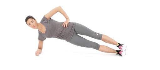 Perdez du poids et renforcez vos muscles à l'aide de cet exercice de 8 minutes