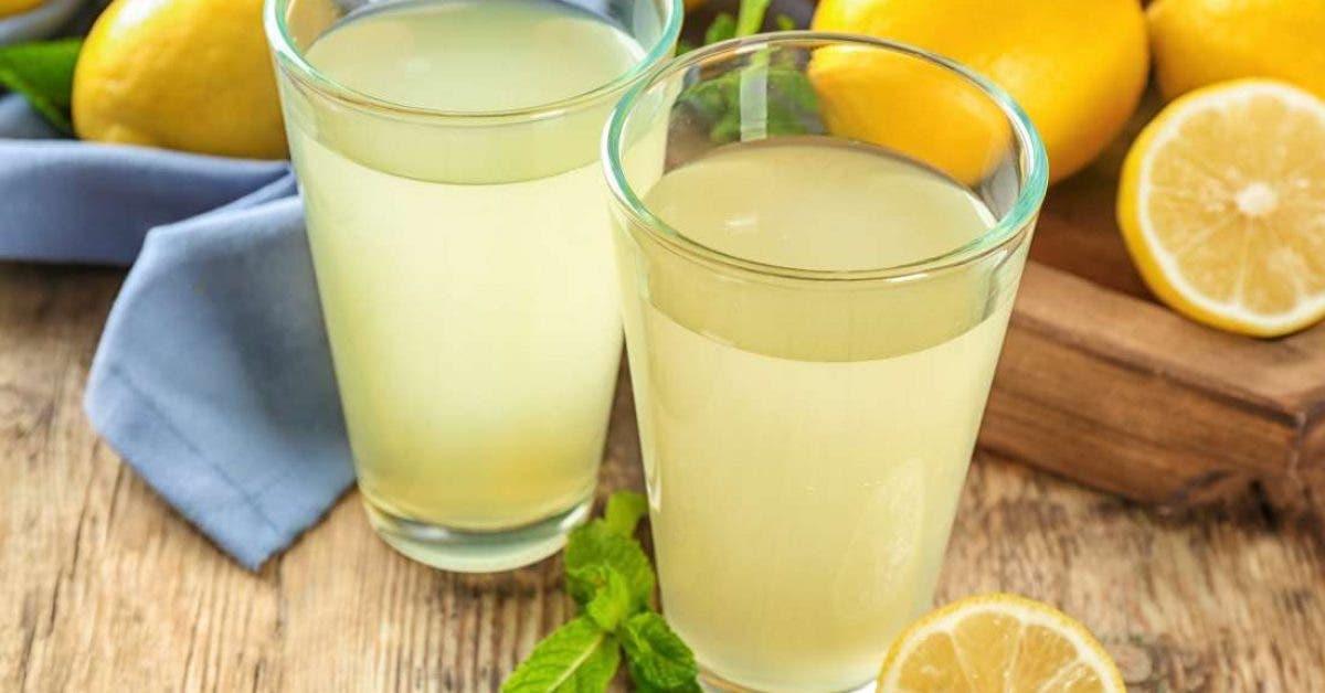 voici la cure au citron pour éliminer 1 kilos par jour