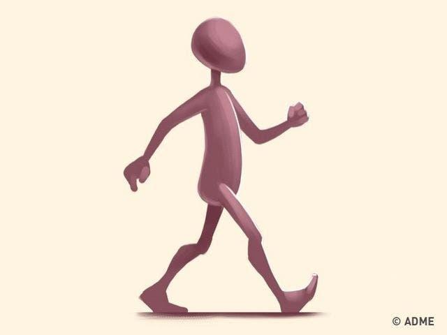 Votre façon de marcher donne des informations inédites sur votre personnalité