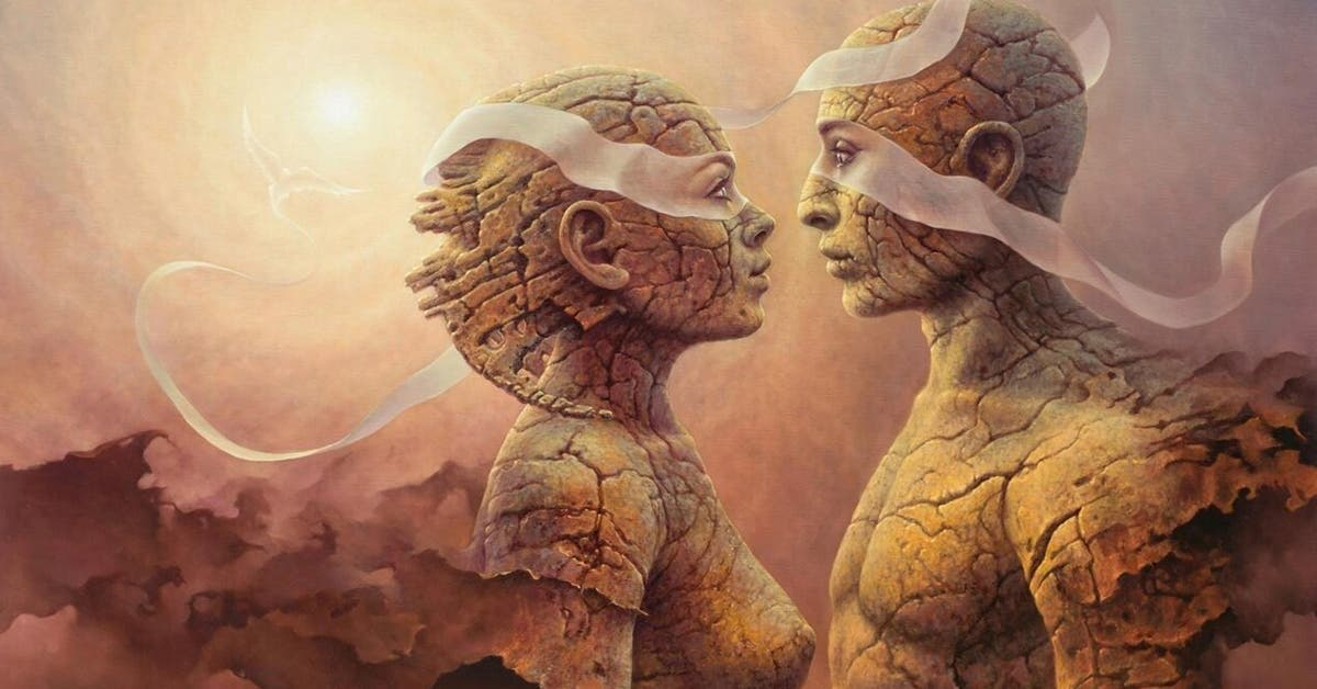 Chaque personne que vous rencontrez entre dans votre vie pour 3 raisons cosmiques