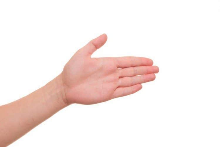 petit doigt et je te dirai des choses sur ta personnalité