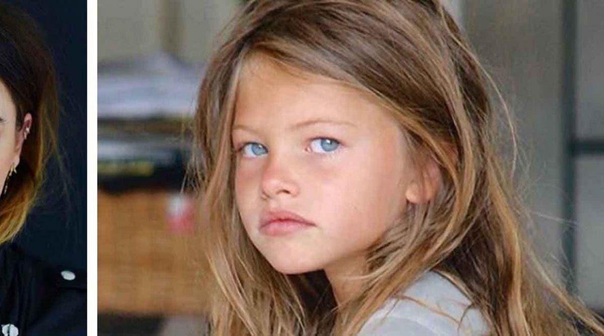 plus belle fille au monde