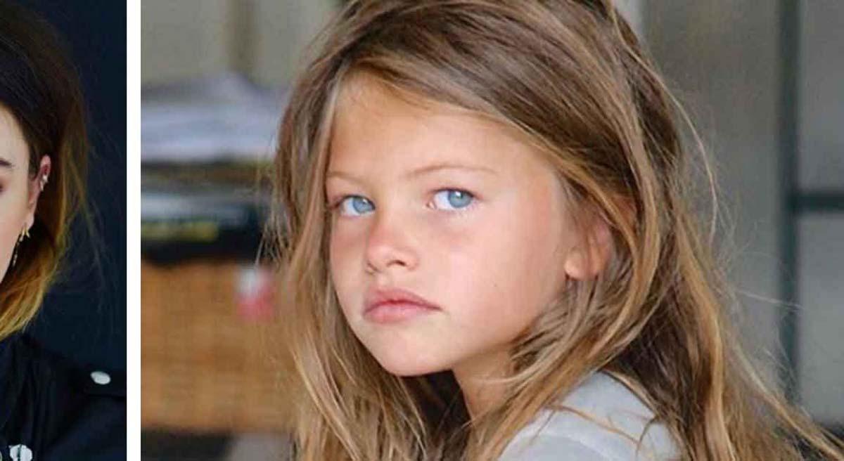 Surnommée La Plus Belle Fille Au Monde à 10 Ans à Peine