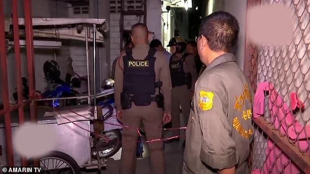 police de bangkok