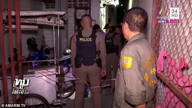 policethailande