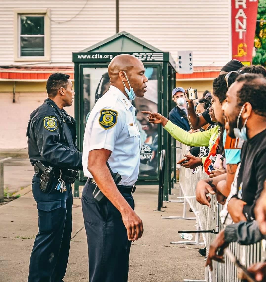 policier etats unis