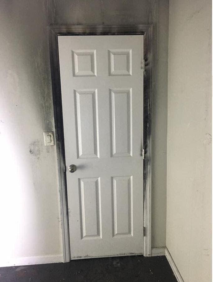 Un pompier vous conseille de ne jamais laisser la porte de la chambre de votre enfant ouverte la nuit