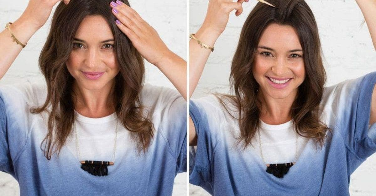 pour les filles aux cheveux fins 1