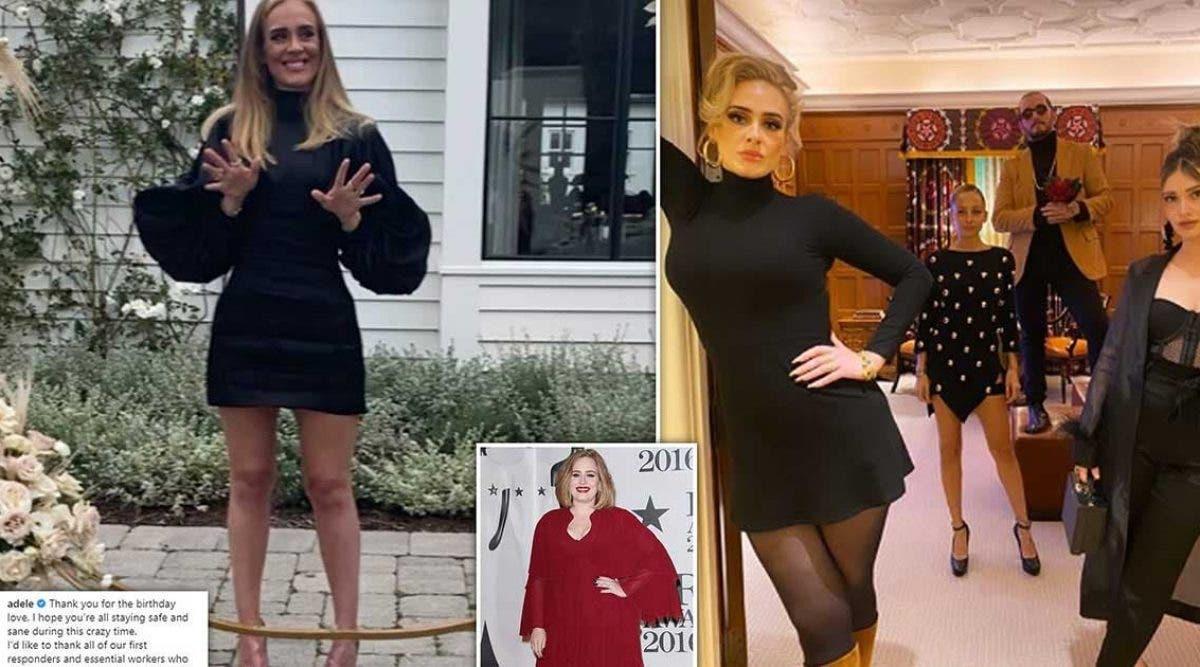 pour-son-32eme-anniversaire-adele-se-montre-dans-une-petite-robe-noire-apres-une-perte-de-poids-de-44-kilos