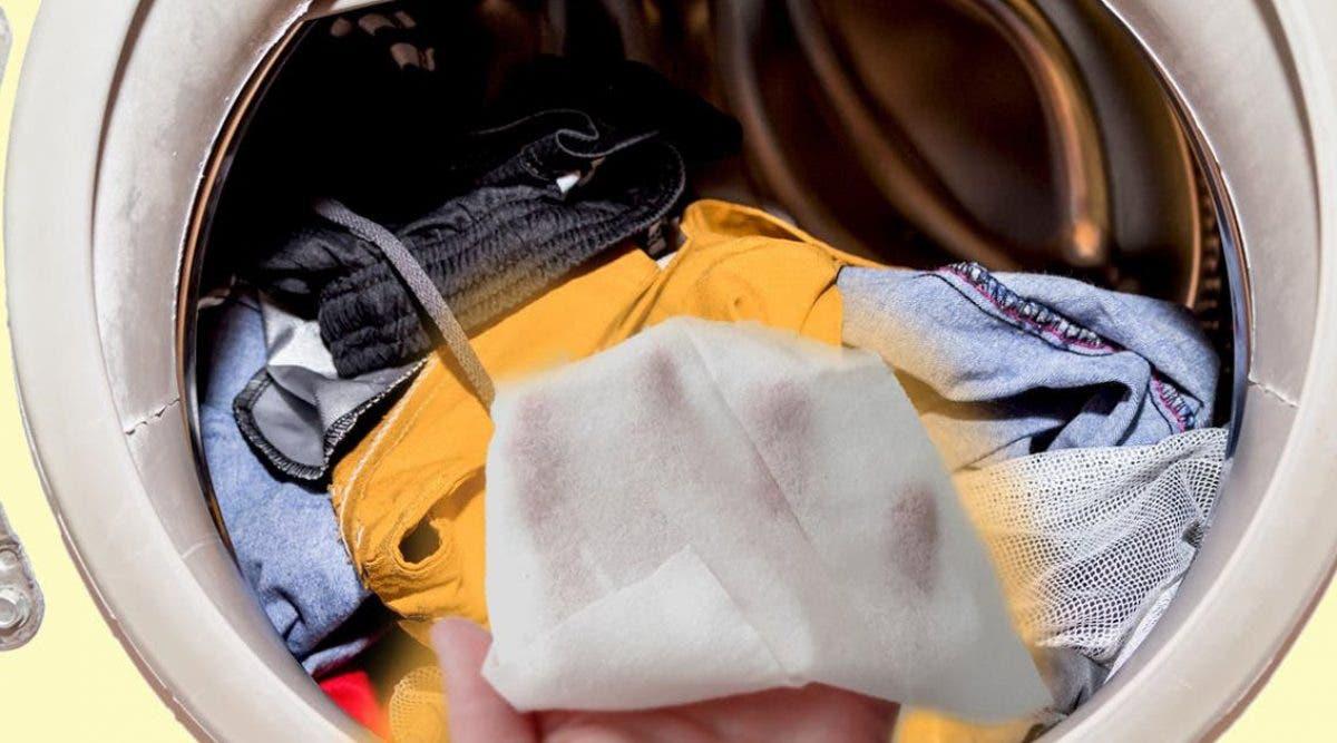 pourquoi-devriez-vous-mettre-une-lingette-humide-dans-la-machine-a-laver