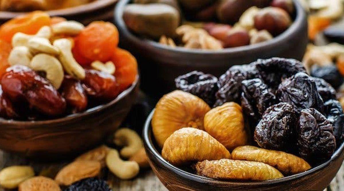 Pourquoi les fruits secs sont bons pour la santé