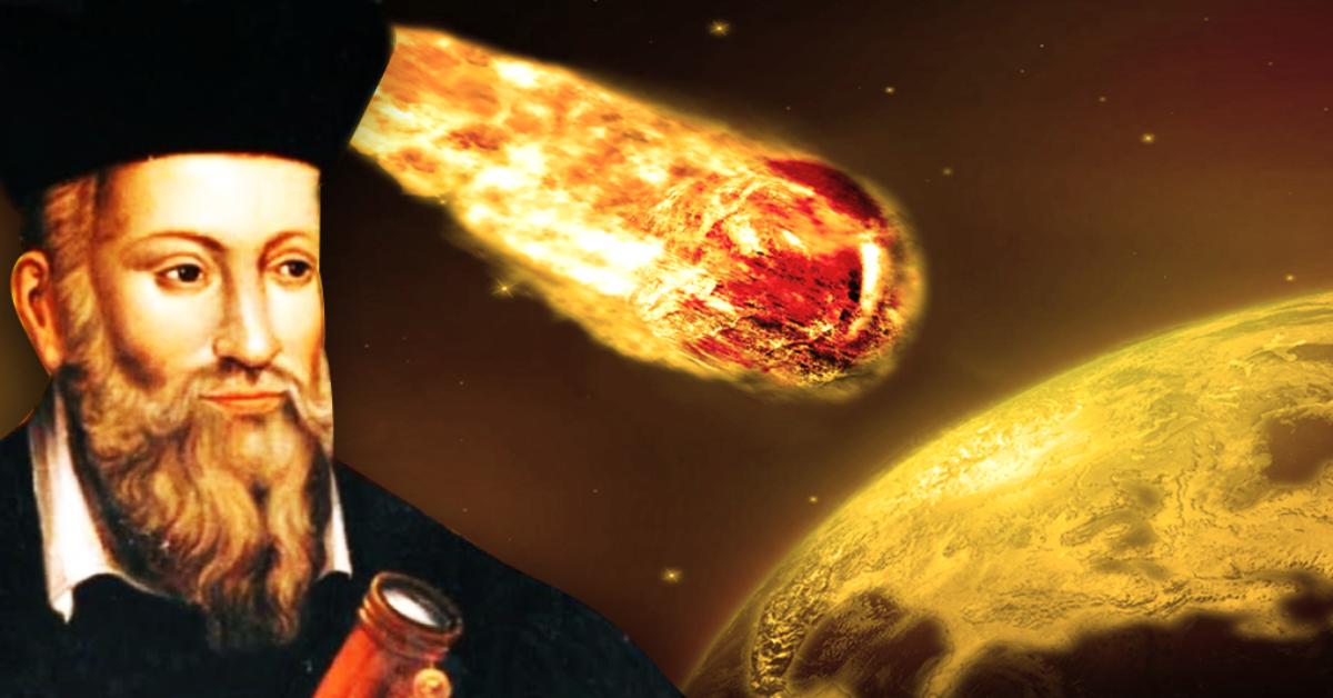 Les inquiétantes prédictions de Nostradamus pour 2022