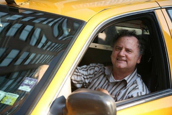 prejudice chauffeur de taxi