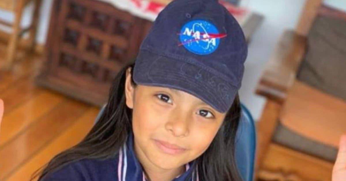 La prochaine Albert Einstein est une jeune fille, et elle n'a que 9 ans