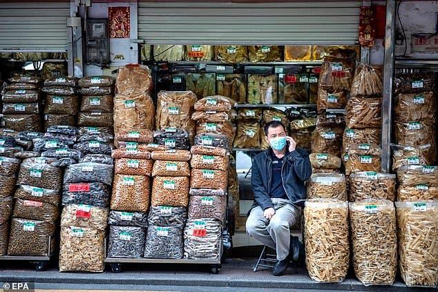 produits naturels chine