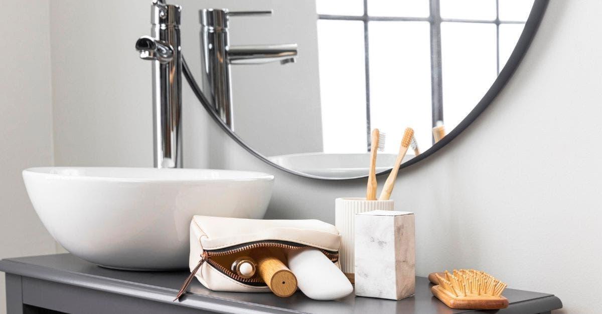 produits salle de bain