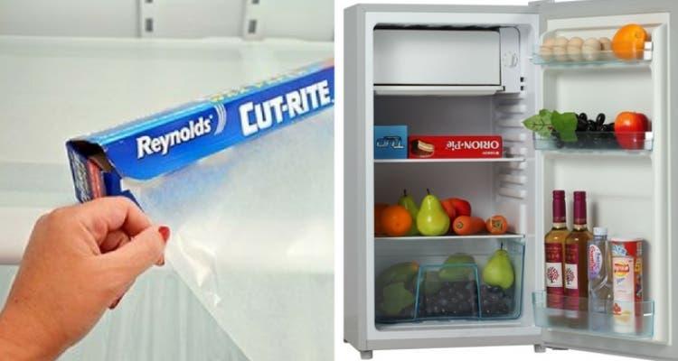 proprete du refrigerateur