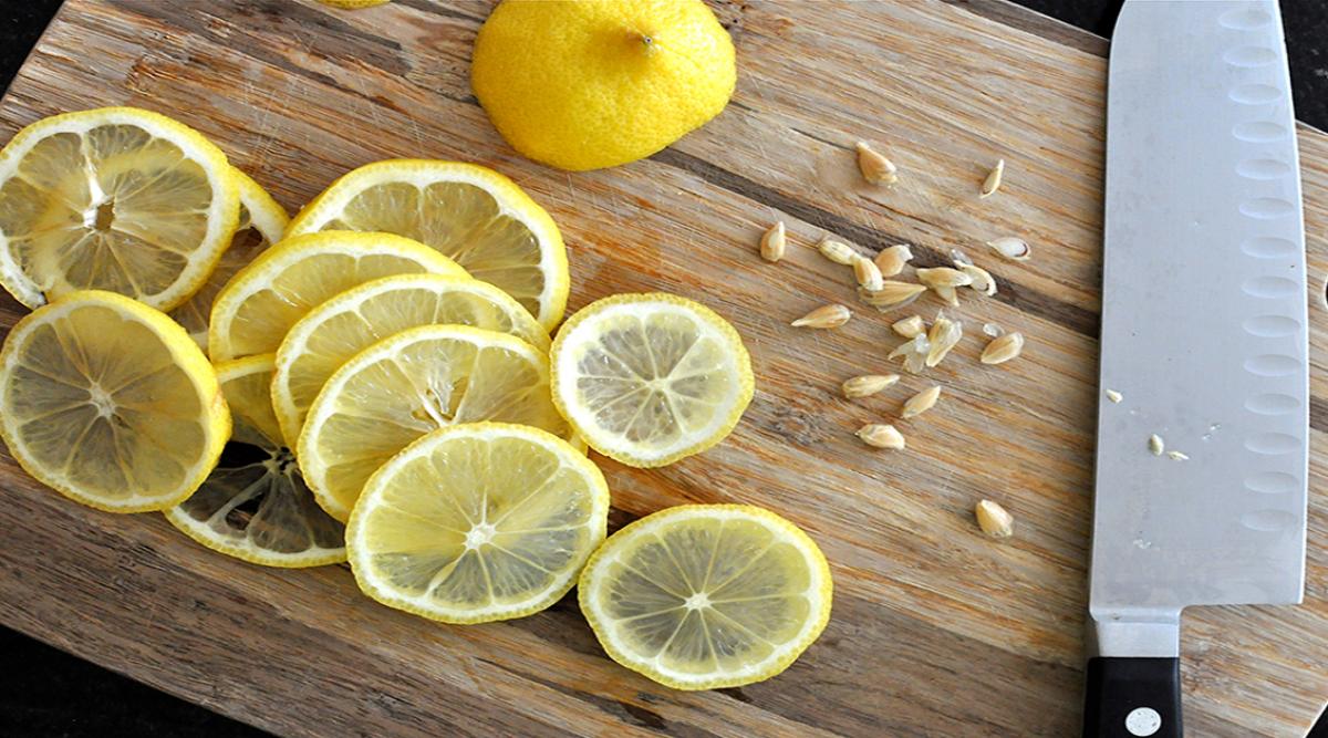 jardin citron