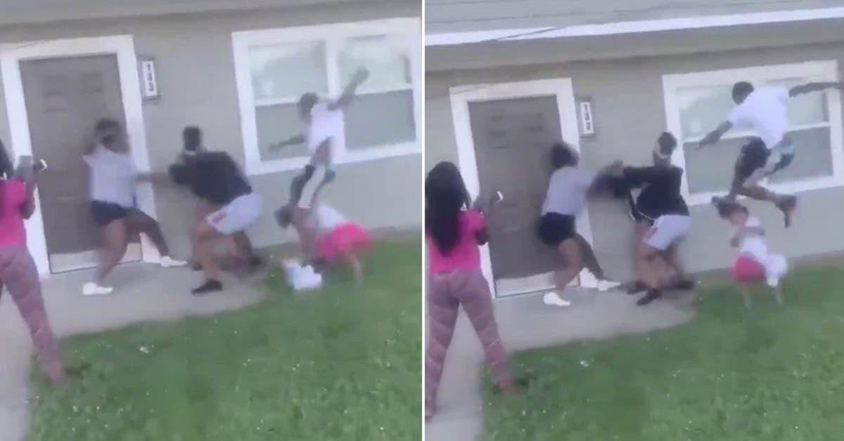 quatre-adolescents-attaquent-une-maman-enceinte-et-donnent-des-coups-de-pied-a-sa-petite-fille