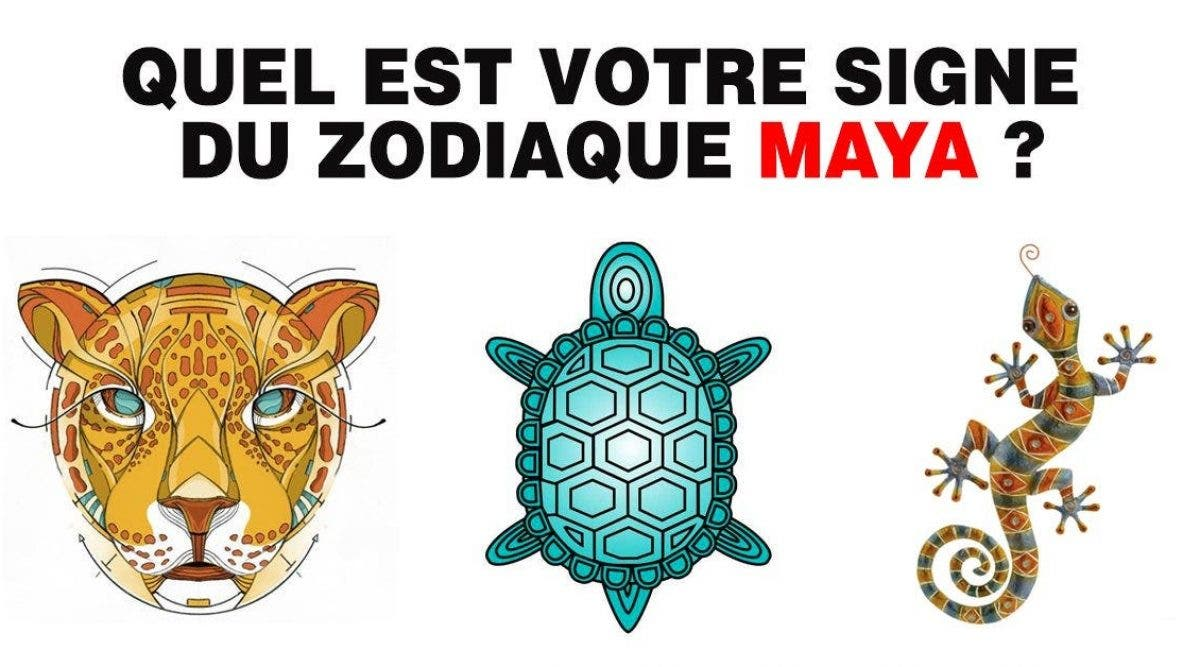 zodiaque maya