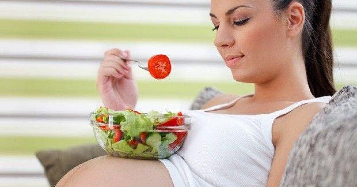 quels aliments privilegier pendant la grossesse 1