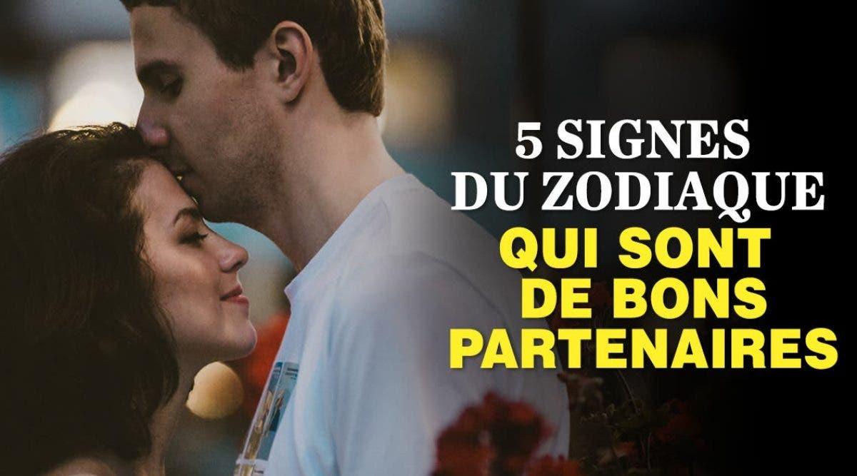 signes du zodiaque qui sont les meilleurs pour une relation de couple d'après les astrologues