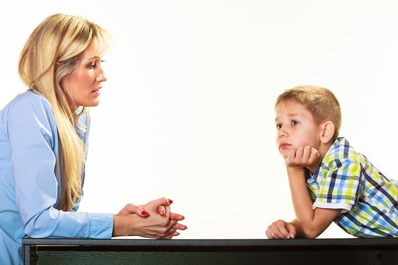 raisons pour lesquelles les enfants n'écoutent pas leurs parents