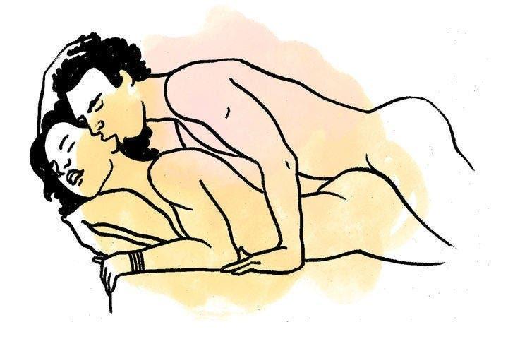 Les 7 positions sexuelles préférées des femmes