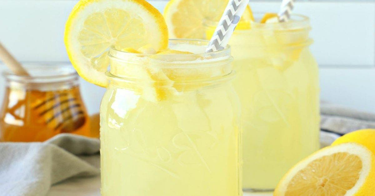 recette fabriquez votre limonade au citron sans sucre et tellement delicieuse 1