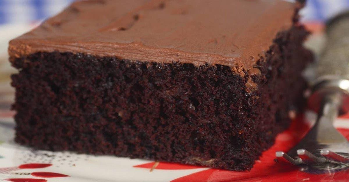 La recette du gâteau au chocolat cuit à la vapeur qui rend fou les gourmands