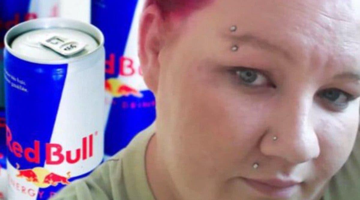 Elle perd la vue après abusé du Red Bull