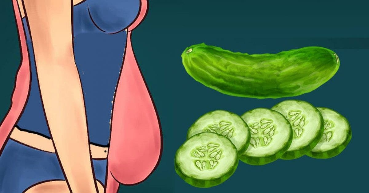 régime concombre