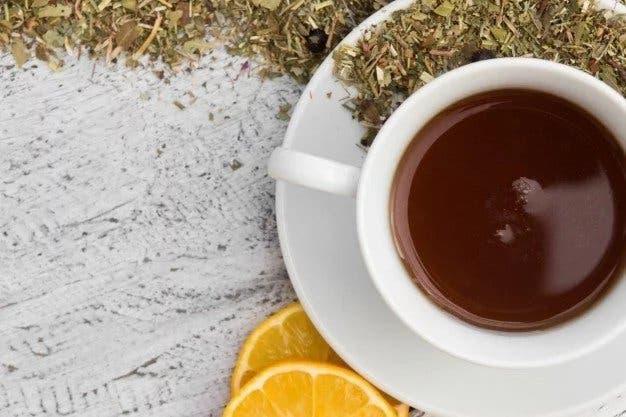 régime thé vert et citron