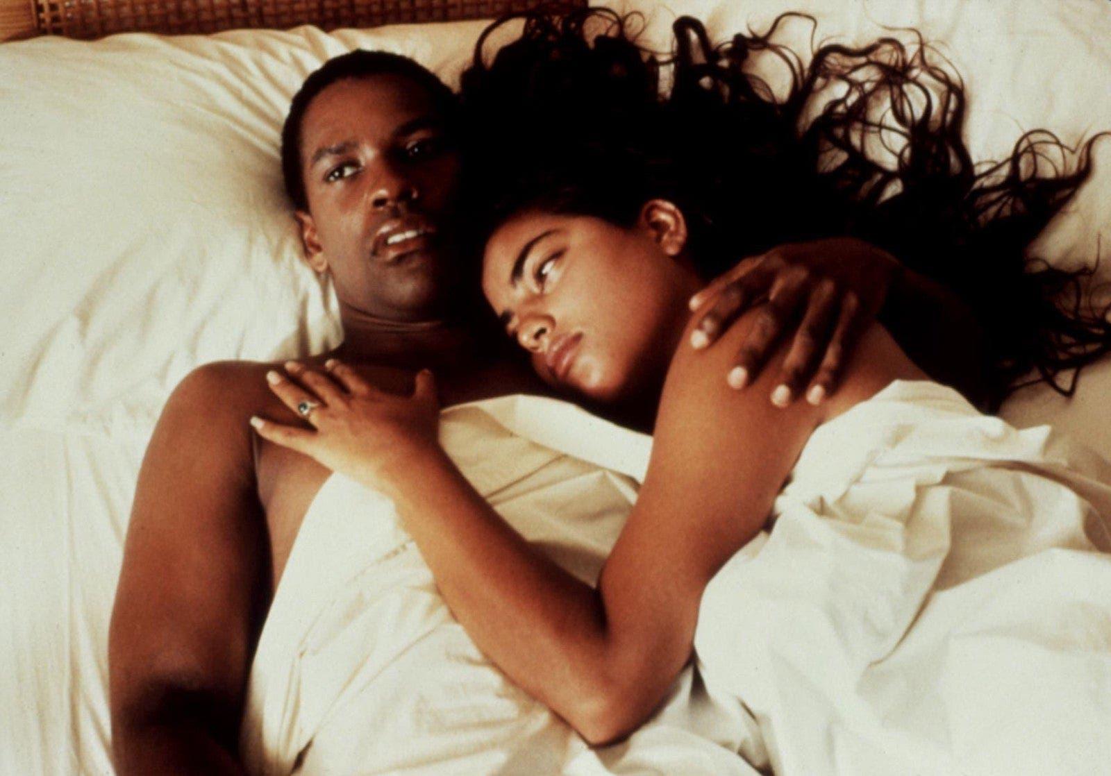 choses que les femmes rêvent que vous fassiez pendant l'amour