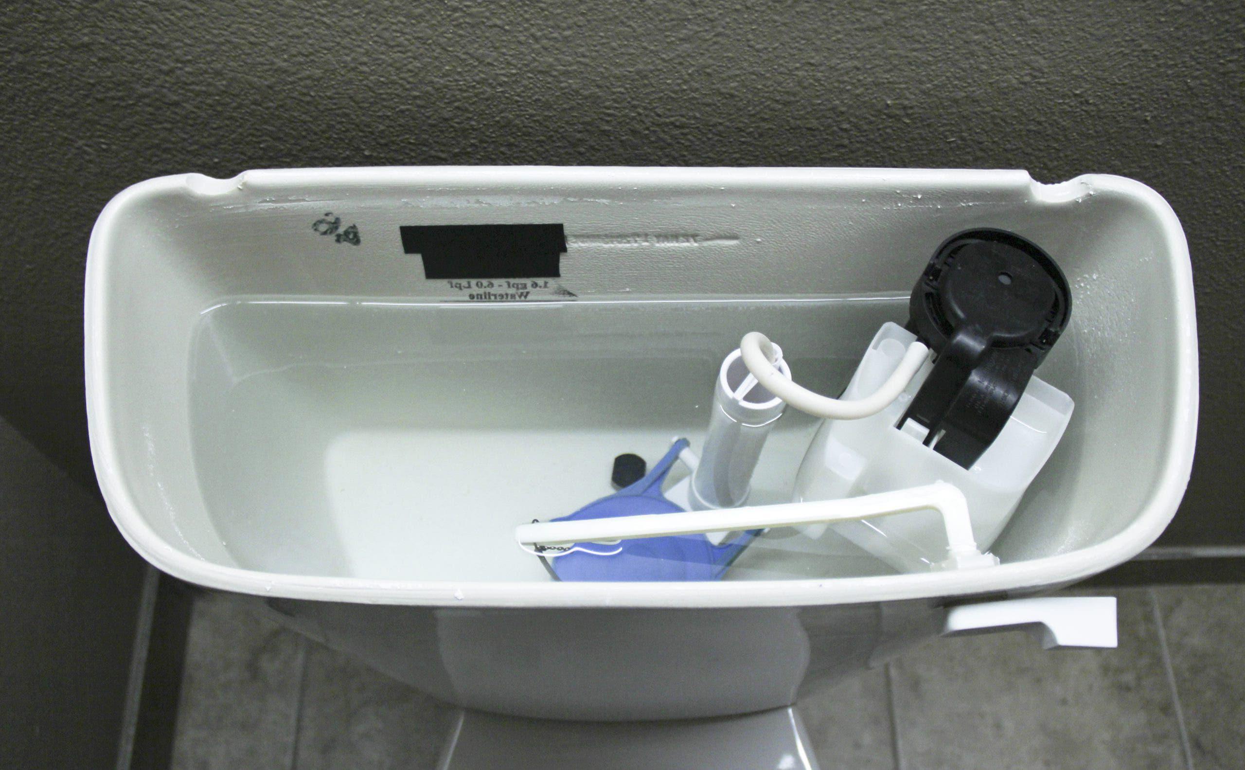 reservoir toilettes