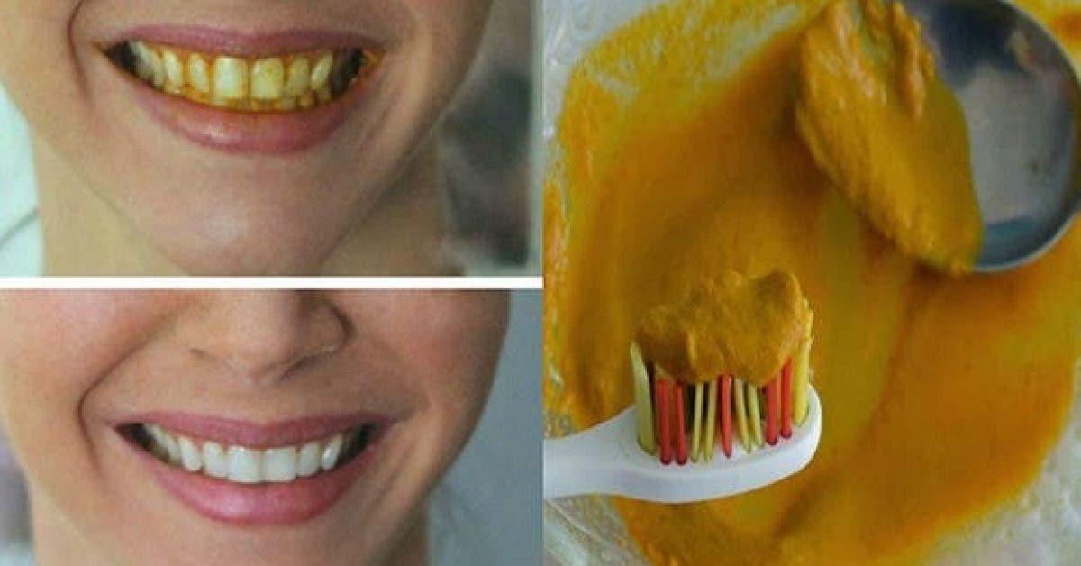 retrouvez la blancheur de vos dents en quelques minutes avec cette recette efficace pour les fumeurs ou buveurs de cafe 1