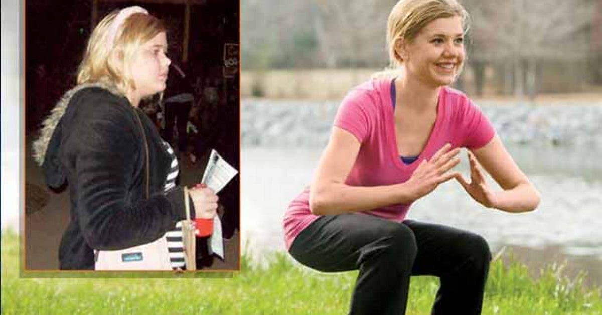 3 étapes simples qui ont aidé cette femme à perdre 36 kilos