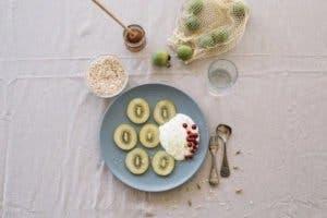 salade de kiwi