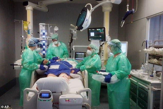 salle operatoire